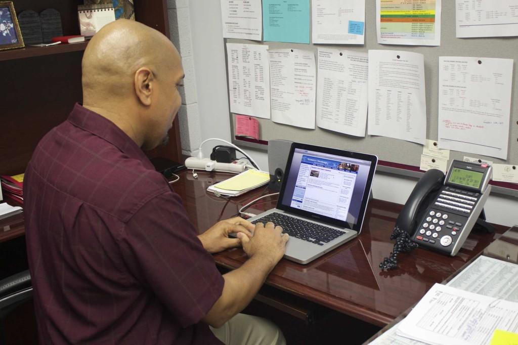 Assistant Principals Office The Bark : Croc...