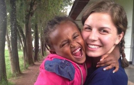 Profiles: BHS senior spends summer working with AIDS charity in Ethiopia