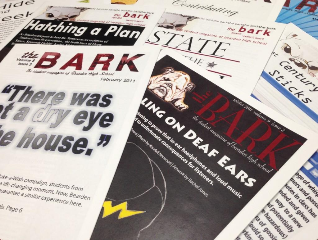 The Bark's magazine changes its looks every year, but this is the first visual makeover the website has gotten since it launched two years ago.