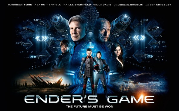 Review: 'Ender's Game' captures essence of novel, despite missing some details