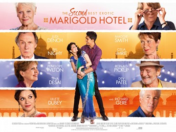 Review: 'Best Exotic Marigold' sequel doesn't settle for second best