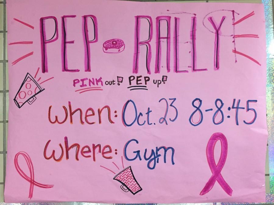 SGA makes changes to pep rally to raise school spirit