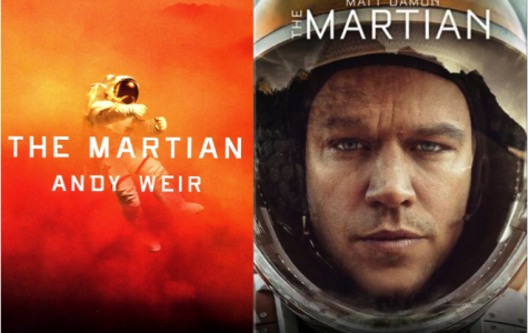 Review: Andy Weir's 'The Martian' is a hit in theaters as well as in print