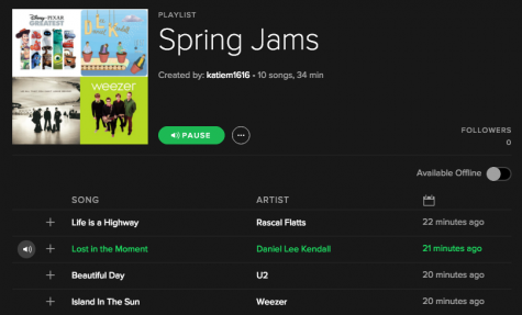 Staff Picks: Favorite spring jams