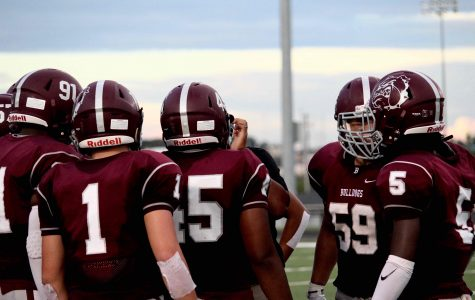 Linebackers look to lead Bearden defense in new role