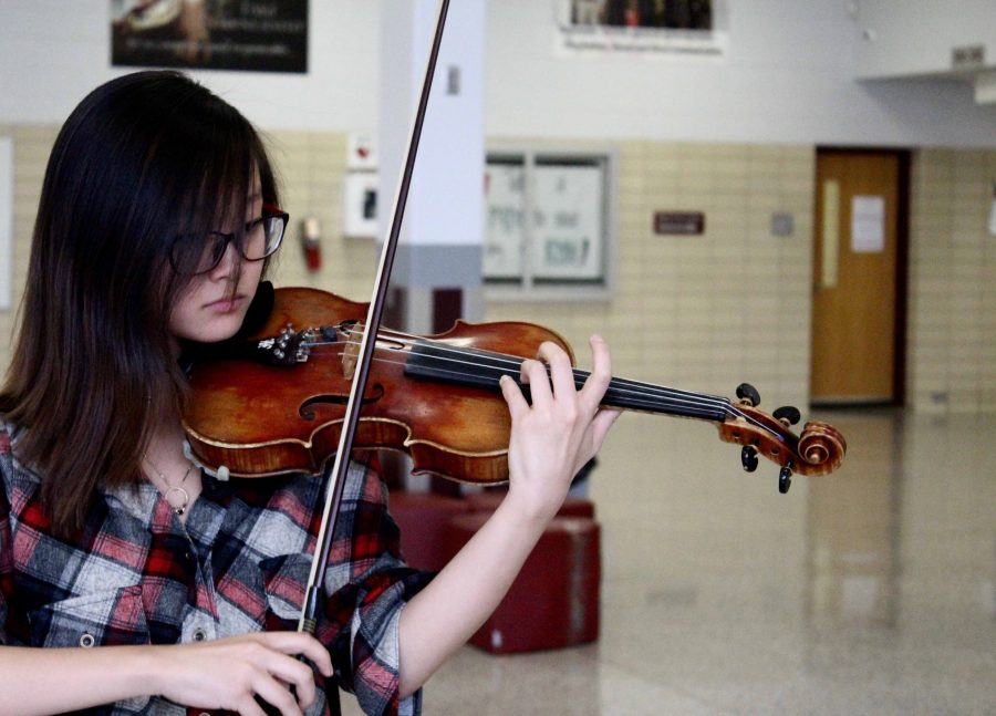 Sophomore+violinist+selected+for+All-State+Orchestra+for+second+year