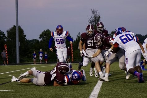 Stout Bearden defense leads Bulldogs into Rivalry Thursday game