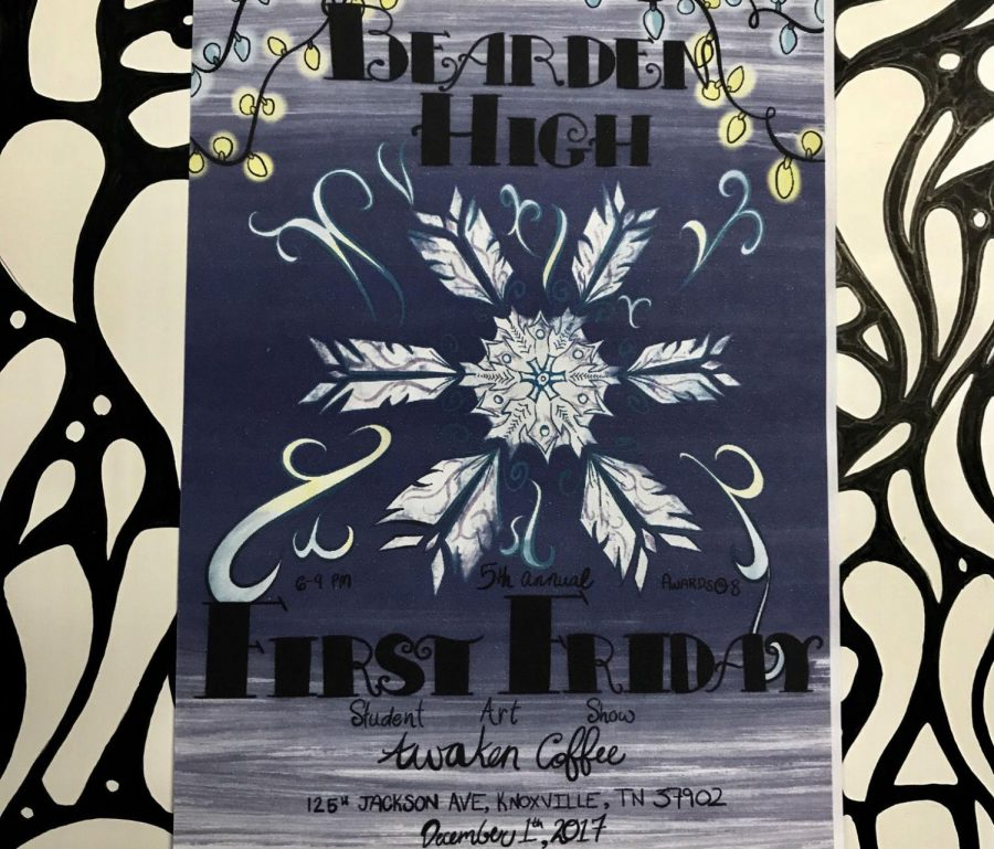 Bearden AP Art students to showcase work downtown on Friday