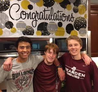 Longtime friendship makes National Merit even sweeter for Chan, Gardner, McIntyre
