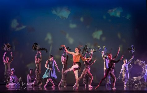 Six Bearden students participate in 'Alice' ballet at Bijou