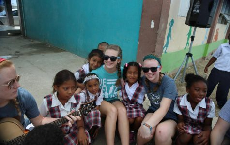 Senior leads spring break mission trip to Belize for fourth straight year