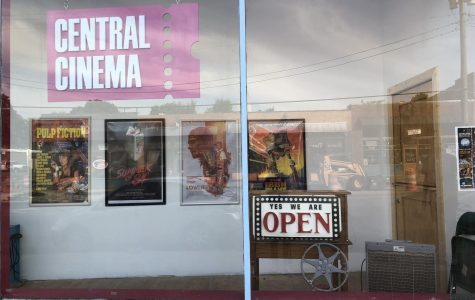 Independently-owned Central Cinema offers wide range of movies for all film lovers