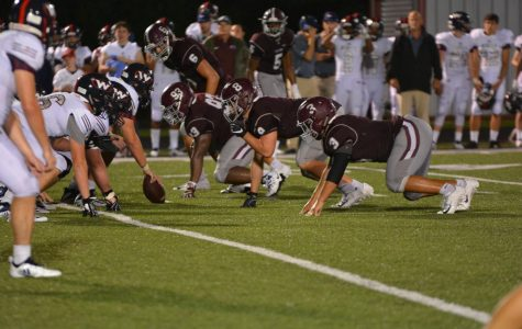 Bearden defense shuts out West in season opener