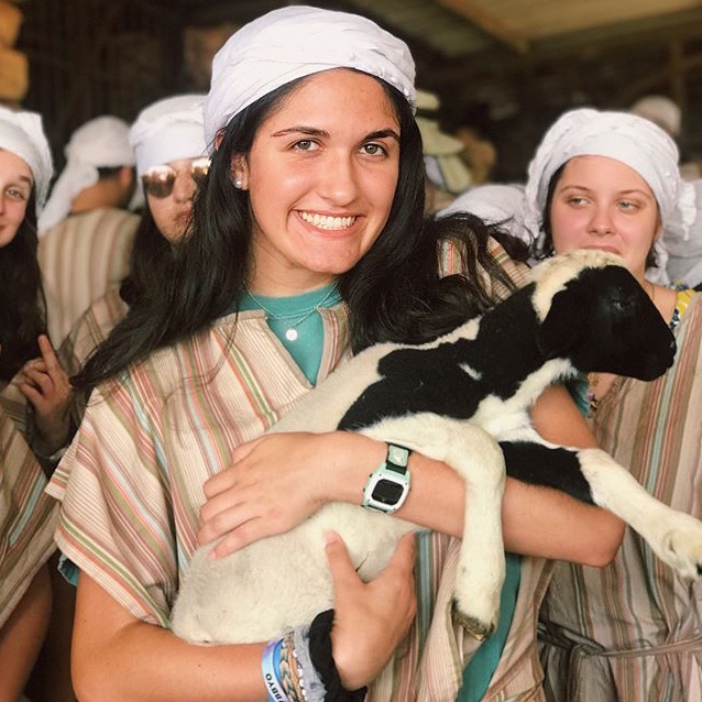 Bearden senior Lilly Sitver was able to travel to Israel this summer thanks to the Awesome Adam Adventures scholarship.