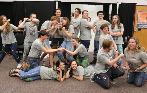 Improv Club aims to bring laughter, fun to Bearden community