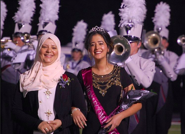 Nesma+Abdelnabi+was+crowned+Homecoming+Queen+in+2017.
