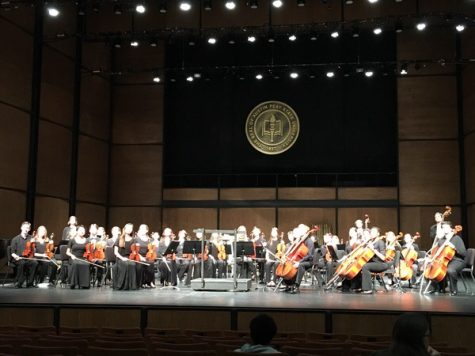 Orchestra concert to showcase talent from Bearden High, West Valley Middle