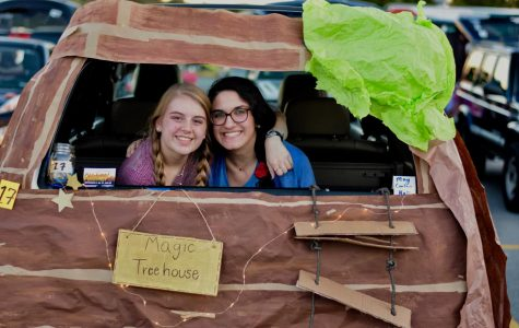 Next week's Fall Festival to feature Trunk-or-Treat, food trucks, performance by Stonefish