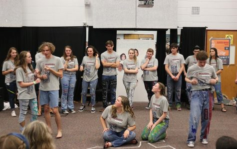 Improv team to put on comedy show on Friday night in chorus room