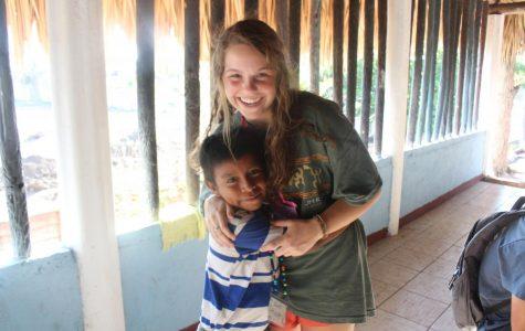 Bearden junior spends Thanksgiving break doing mission work in Guatemala