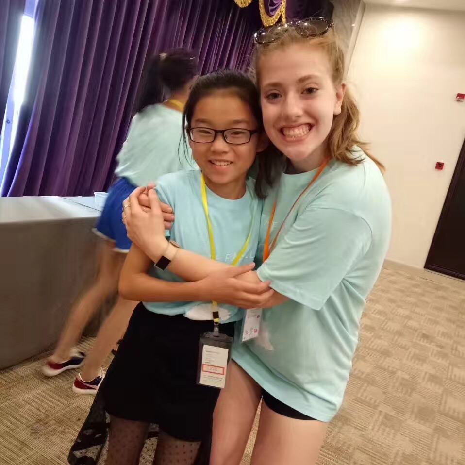 Bearden senior Olivia Campbell went on a mission trip to Shanghai in 2018, and she will start a new one in January when she heads to Los Angeles.