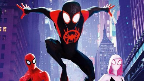 Review: 'Spider-verse' spins a thoughtful, entertaining twist on the class superhero