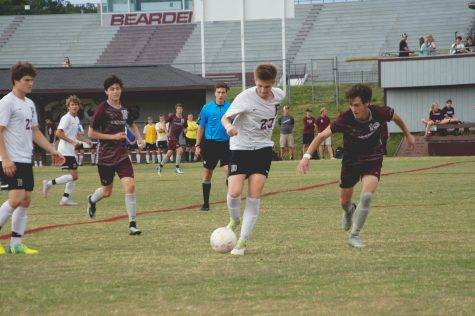 Bearden boys soccer looking to 9 senior starters to lead with experience