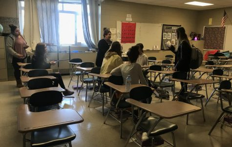 New 'Random Acts of Kindness' club aims to spread positivity throughout school