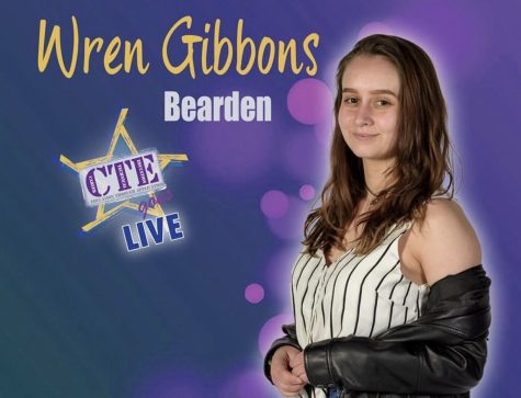 Bearden senior to perform at CTE Goes Live on Market Square