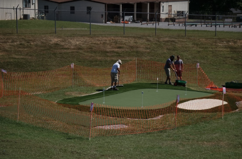 Bearden golf reaping the benefits of first full season with new on-campus practice facility