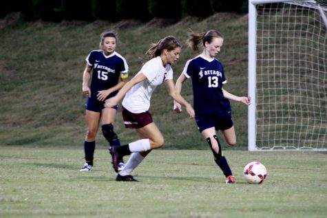 Brewer, once a standout freshman, now finds herself mentoring another talented newcomer