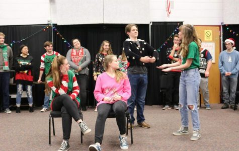 Improv team holding ice cream social Friday to kick off workshop cycle