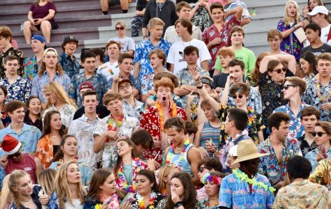 New student section leaders hoping to up the energy level, bring back old traditions