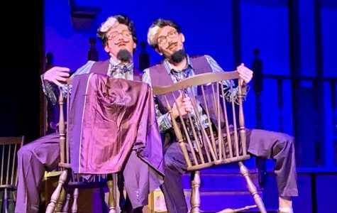 Barber, Owens rely on friendship for upcoming 'Crazy For You' roles