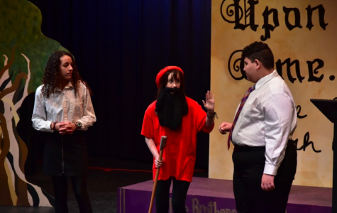 Theatre II presenting Brothers Grimm Spectaculathonone-act show
