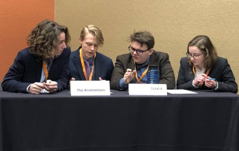 Ethics Bowl teaches students to debate complex problems, see more than one side