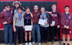 Freshman Blevins finishes 5th in state, one of eight Bearden wrestlers to make it to state