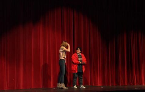 Theatre students prepare to take the spotlight for skit-based Headliners show