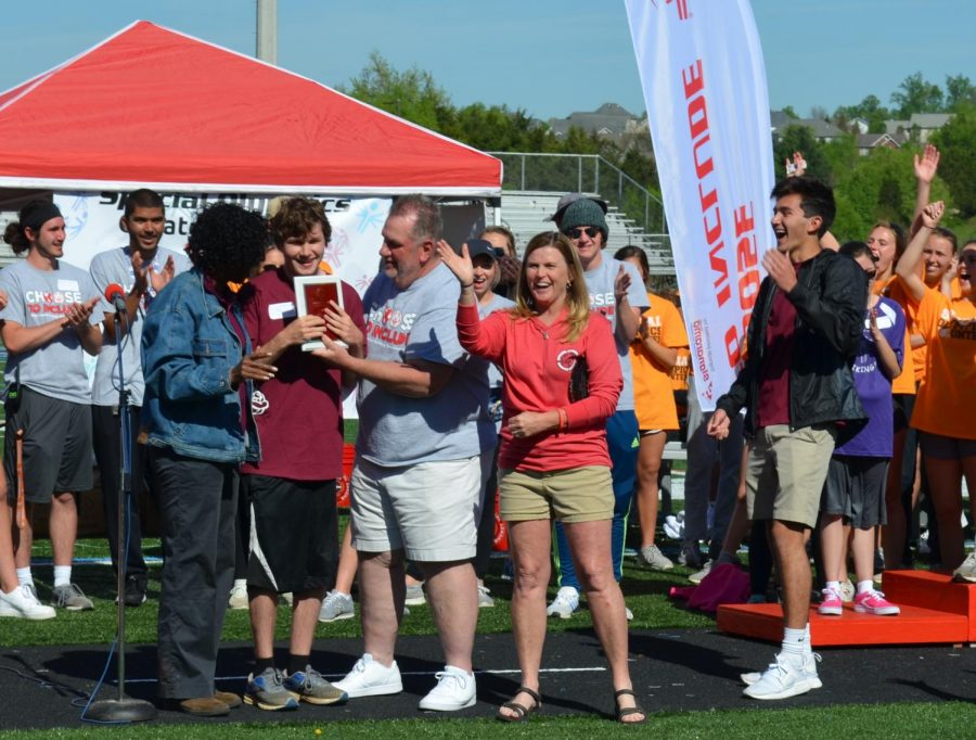 Bearden students to compete in spring Special Olympics with a mission of inclusion