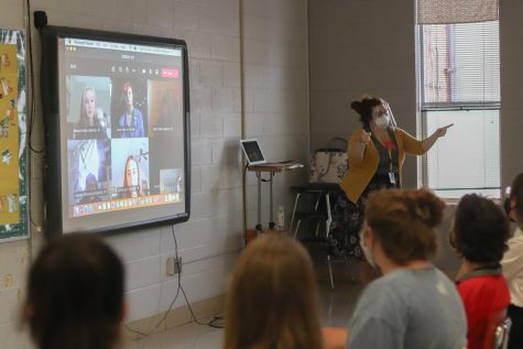 Covid-19 leaves Bearden students with choice between virtual, in-person learning