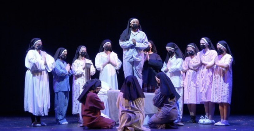 From masks to quarantines to video cameras, the cast and crew of Sister Act have persevered through a number of unique challenges this year to be able to still deliver a great show to the Bearden community.