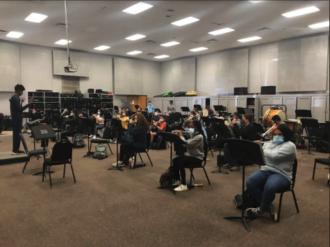 Bearden musicians excel in All-East auditions despite Covid-19 protocols