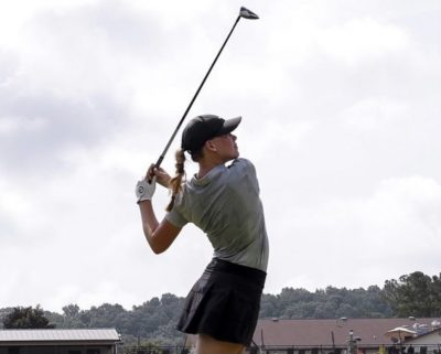 Branson goes from no experience to one of areas best golfers