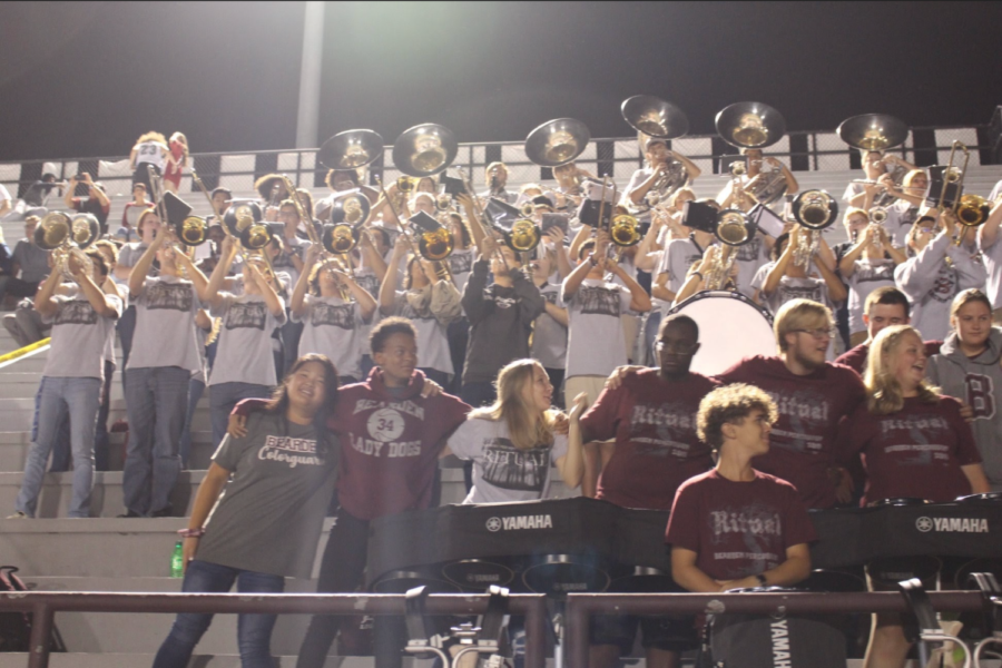 BHS marching band excited about expanded opportunities in 2021