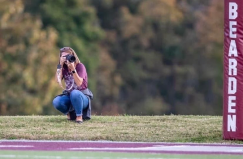 Tammy Kregels personality, as well as her photography, are leaving a significant impact on the Bearden community.