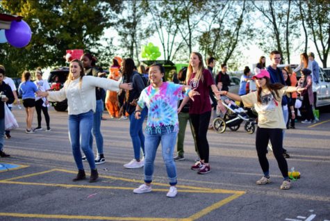 Beardens Fall Festival last occurred in 2019. It will make its return to campus Tuesday.